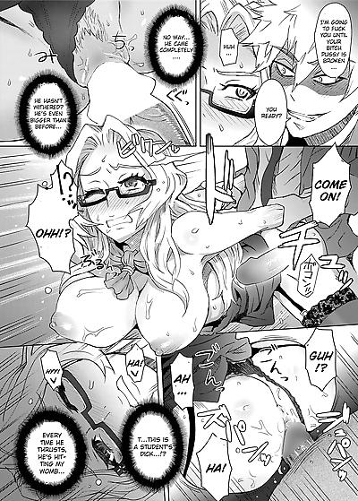 Joshi Kousei Fuuki Kai! - A..