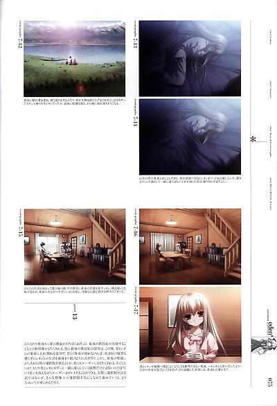 eden* visual fanbook - part 4