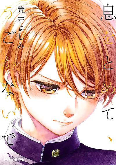 ARAI Yoshimi - Iki o Tomete-..