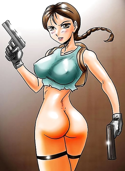 Lara croft porn cartoons -..