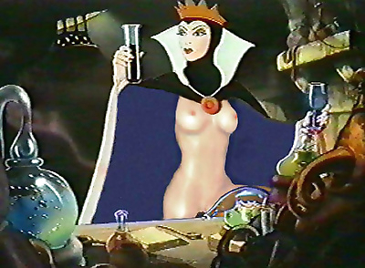 Snow white porn cartoons -..