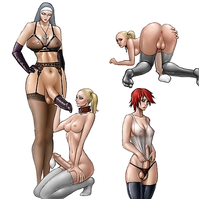 Gallery of nude anime..