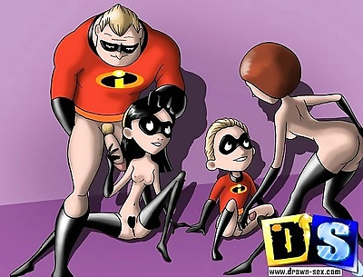 See the incredibles fuck the..