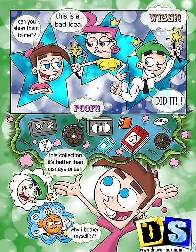 The fairly oddparents go..