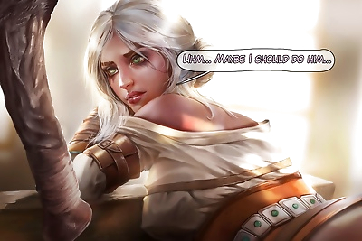 Ciri - Stable Fun - part 5