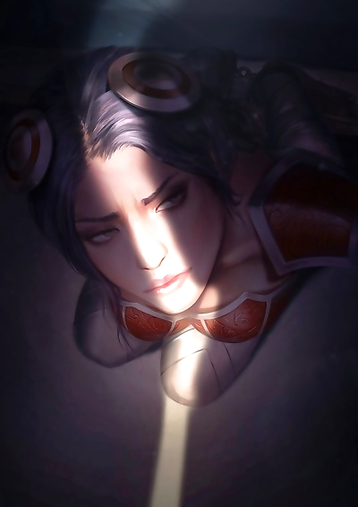Irelia The Prisoner - part 4