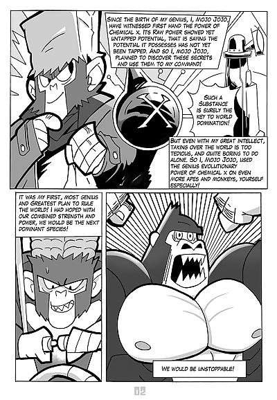 Go! Monkey Go! - part 2