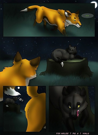 Fox Holes - part 2