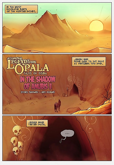 Tales Of Osira - In The..