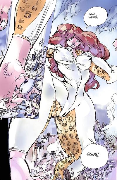 а Новый богиня 1 - часть 2