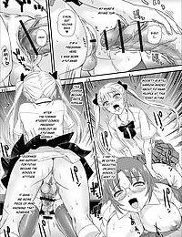 Himitsu no Seikatsu Soudan Shitsu - The Secret of the SEXuality Counseling Room