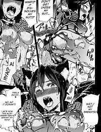Raikou Shinki Igis Magia -PANDRA saga 3rd ignition- Ch. 8-11