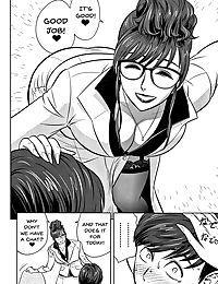 Gal Ane Shachou to Harem Office ~SEX wa Gyoumu ni Fukumimasu ka?~ Ch. 1-3 - part 2