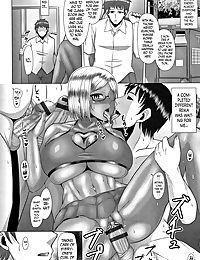 Joushiki Daha! Kuro Gal Bitch-ka Seikatsu - part 8