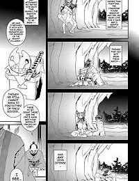 Aien Kien - My Beloved Oni Beauty - part 2