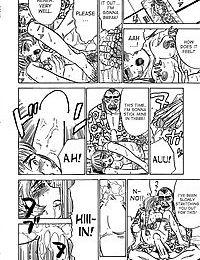 Kairaku no Ikenie - Sacrifice of Pleasure - part 5