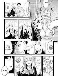 Kangofu-san ni Kintama Sakusei Saremashita
