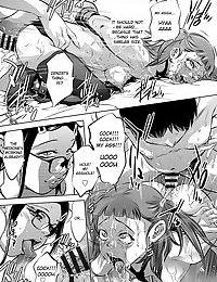 Seijuu Kyoushi ~Boshi Haramase no Niku Wana~ - part 3