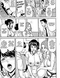 Kazoku Soukan Game - family Incest game Ch. 1-3 - part 5