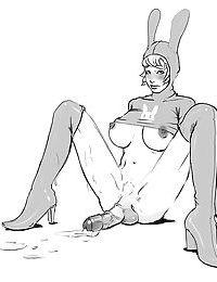 Hentai dickgirl screwed in the bathroom - part 3919
