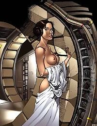 Star wars porn cartoons - part 3839