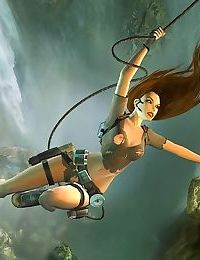 Lara croft porn cartoons - part 3826