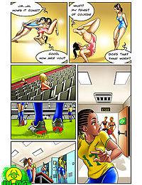 An alternate on the us gymnastics team - part 3547