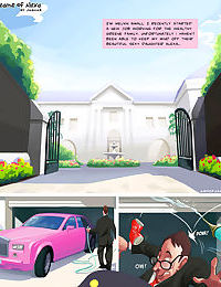 Adult comic of redhead private school slut and pervert driver - part 2199
