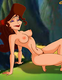 Ariel fucks triton under the sea - part 1125