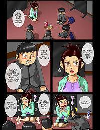 Milky Adolescence Last Part- Hentai
