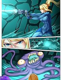 Samus Arans Tentacle Impregnation Cream…