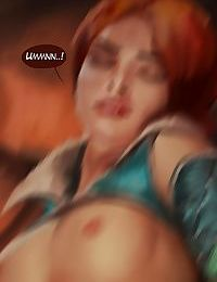 Triss In Trouble