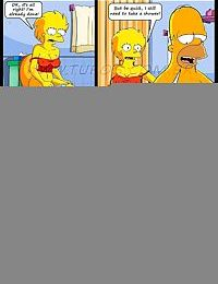 The Simpsons 2 - Football And Beer 2