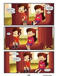 Gravity Falls - Secrets Of The Woods