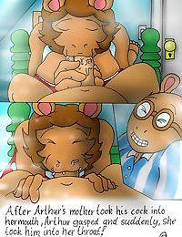 Arthur & DW - part 2