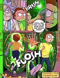 Rick & Morty - Pleasure Trip