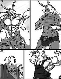 Big Boy Bunny