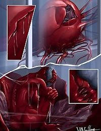 Sexual Symbiotes 2 - Ties That Bind