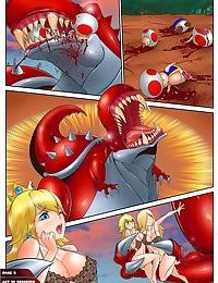Two Princesses One Yoshi 2 - Wrath Of Th…