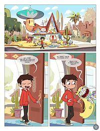 Between Friends - part 8