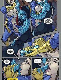Arachnid Sexoskeletons