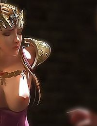 Princess Zelda 1