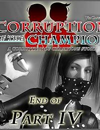 Corruption of the Champion 1-25 - part 7