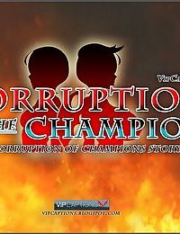 Corruption of the Champion 1-25 - part 16