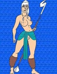 Atlantis porn cartoons - part 2229