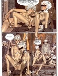 Porn comics gallery of hot scenes - part 2179