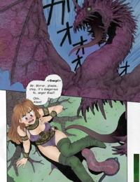 Princess Quest Saga chapter