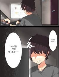MC Aneochi 3-nin no Ane o Choukyou Shita Kiroku - 누나 함락 3명의 누나를 조교한 기록 Korean 팀..