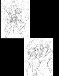Orichalcum K2 Tsunashima Shirou- Kao JINKI X-2 Jinki Digital