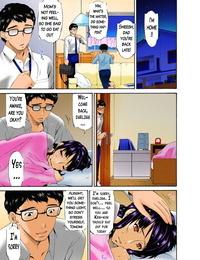 Bai Asuka Hametorare colored English part two - part 3